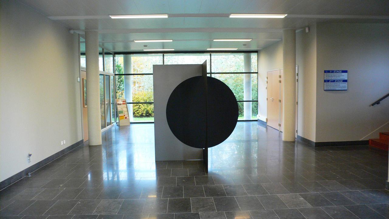 Centre National d'Education à Distance (CNED), Villeneuve d'Ascq, F.  by Norman Dilworth