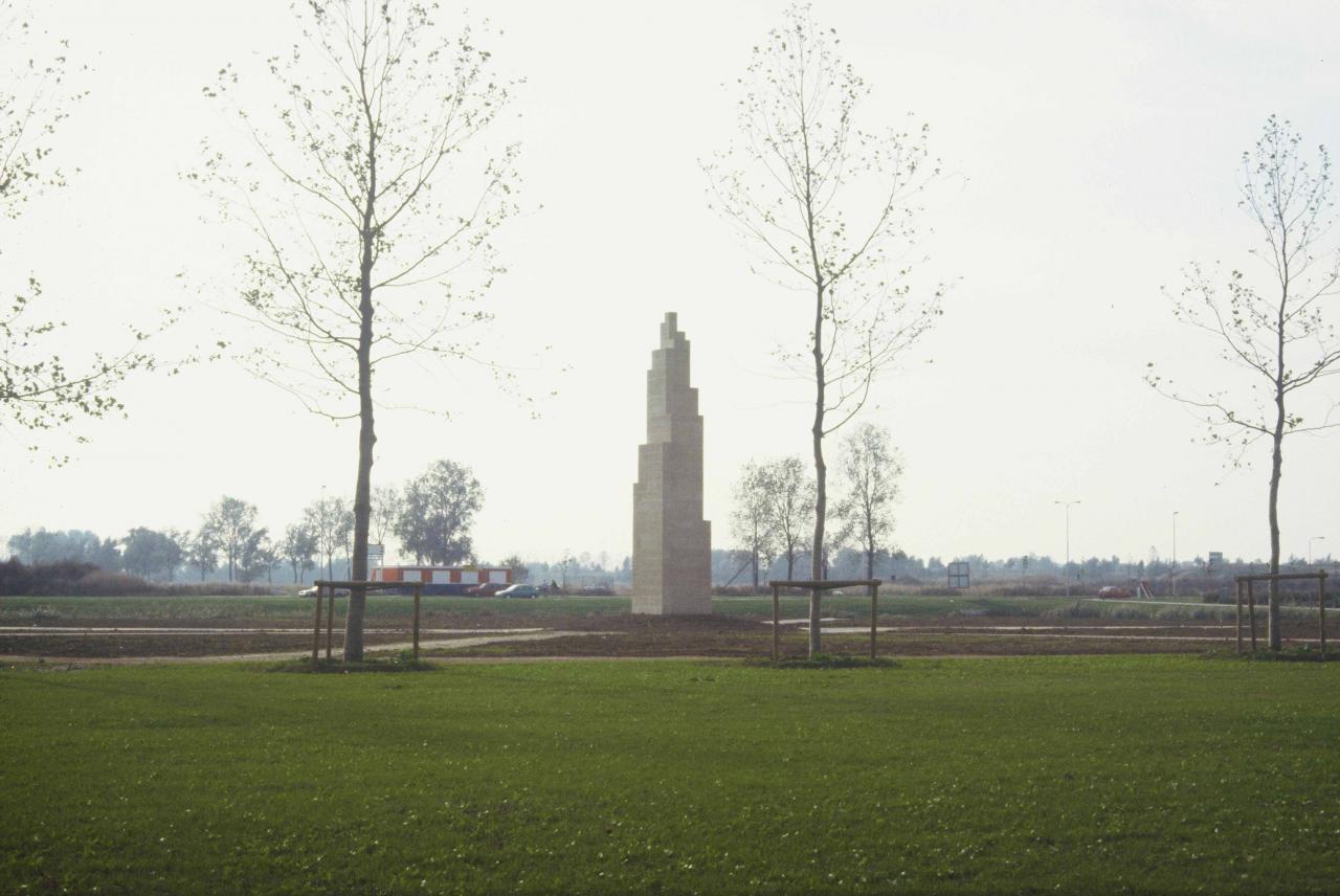 Rijkerswoerd, Arnhem, NL.  by Norman Dilworth